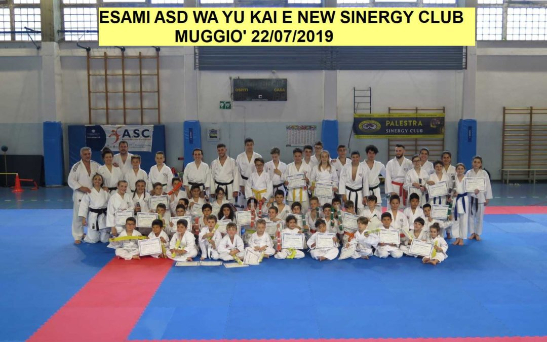 Esami Karate 2019